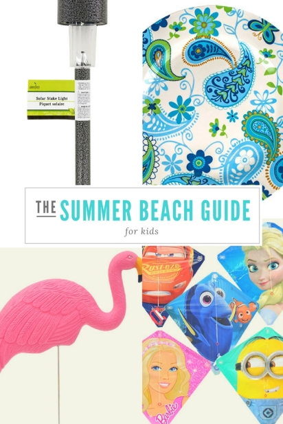 Copy of Summer beach guide