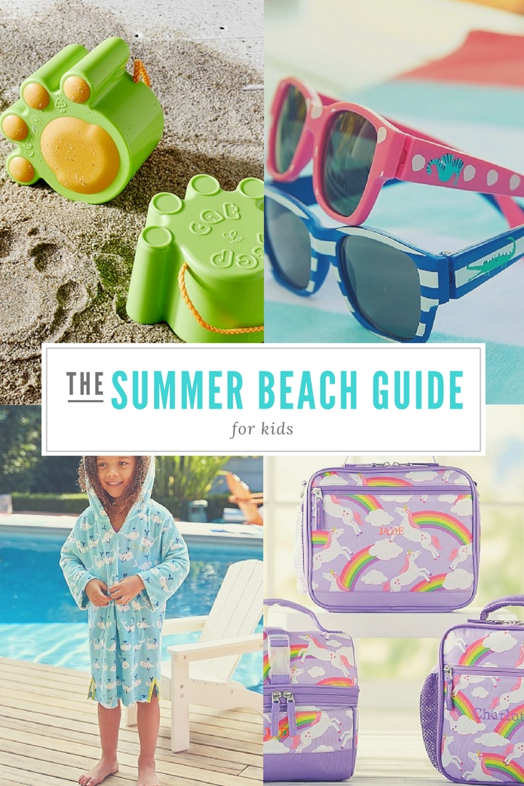 Summer beach guide