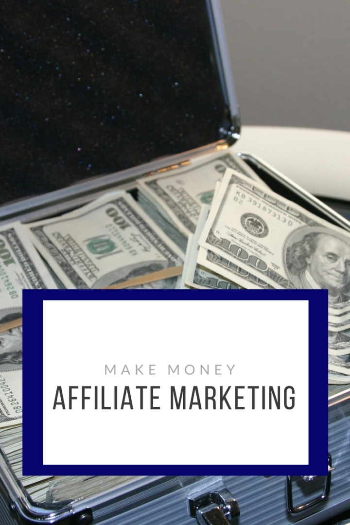 Make Money: Affiliate Marketing Share A Sale!