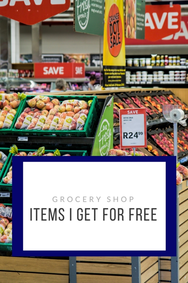Top Grocery Items I get for FREE!