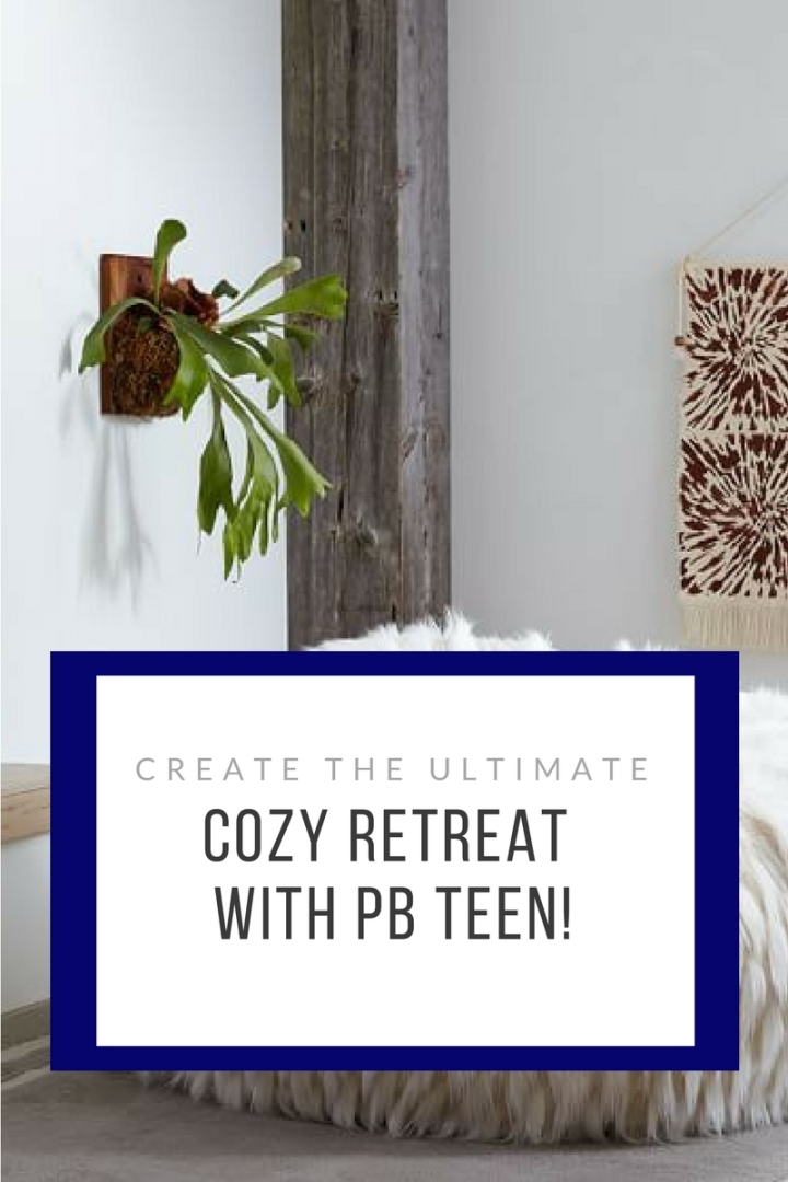 The Cozy Retreat With Pottery Barn