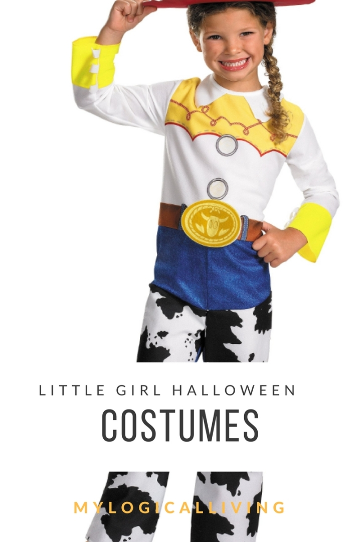 Little Girl Halloween Costumes