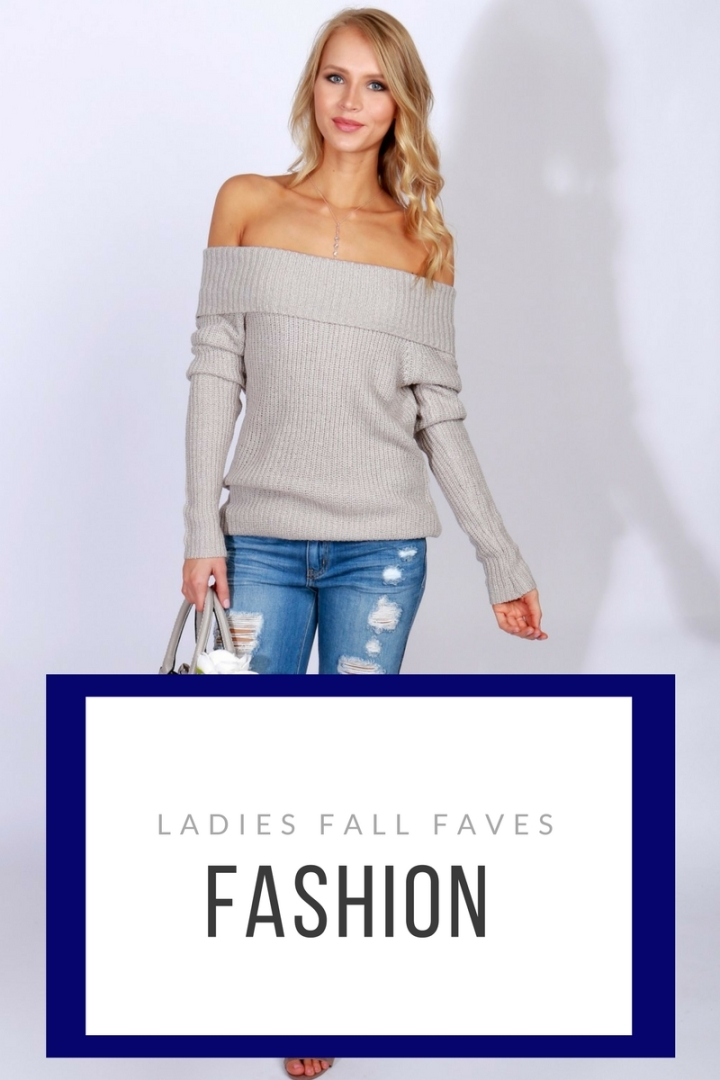 Ladies Fashion Fall Favorites