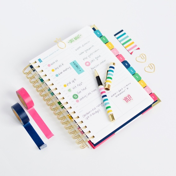 Simplifed Planner + Page Marker