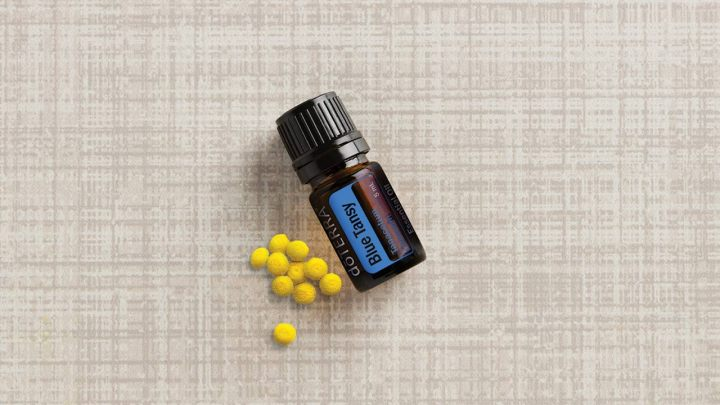 Help Your Skin With Blue Tansy Essential Oil