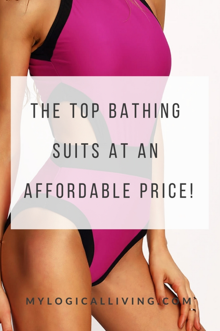 Affordable Ladies Bathing Suits
