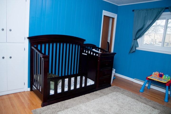 DIY: How To Fix Your Toddler's Bed